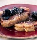 Rôti de magrets à la croque au sel & Confit de Cerises noires Comtes de Provence