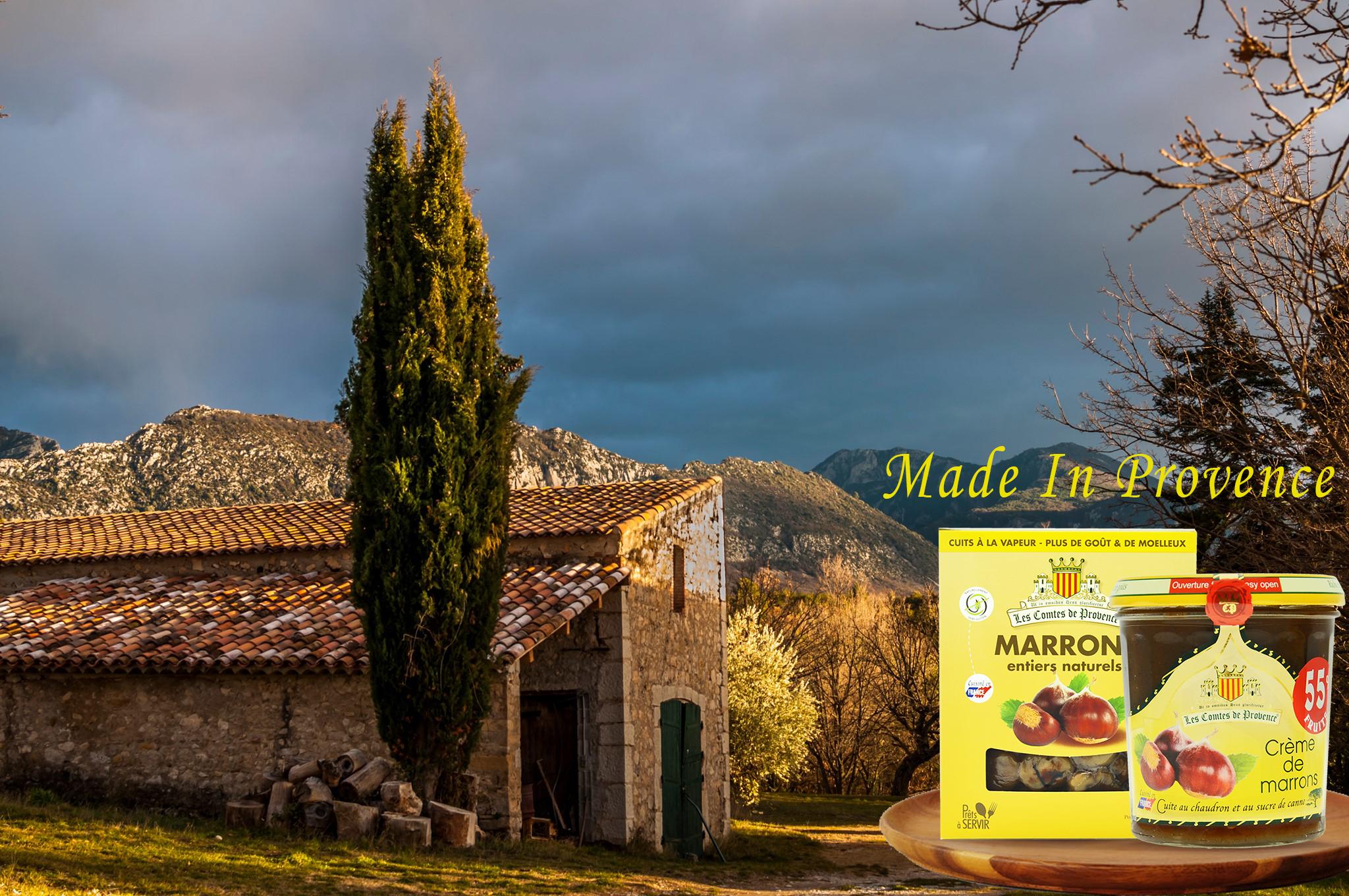 Provence Automne